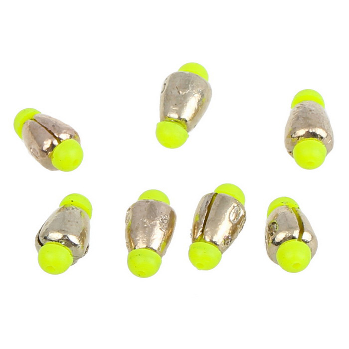 Balance Shot-Put Balls Buoy for Fishing - Green (Size 0.6 / 7PCS)Fishing Tools &amp; Accessories<br>Form ColorGolden + GreenQuantity7 DX.PCM.Model.AttributeModel.UnitMaterialCopper + plasticPowered ByPower FreeFishing Site River,Pool,Sea,Surf Fishing,Sea Boat Fishing,Rock Fishing,Reservoir,Stream,PondPacking List7 x Copper pendants<br>