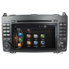 "Lsqstar 7"" HD Android4.4 carro DVD player w / wifi, mirrorlink, canbus para benz A-W169 / B-W245 / viano"