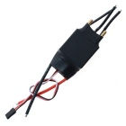 60A Brushless Water-Cooling Electric Speed Controller ESC w/ 5V / 3A BEC for RC Boat Model - Black