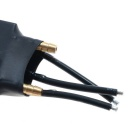 60A Water-Cooling Speed Controller ESC for R/C Boat Model - Black