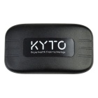 KYTO HRM-2809 Adjustable Chest Strap ANT + Bluetooth V4.0 Heart Rate Monitor - Black