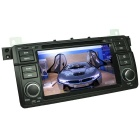 "LsqSTAR 7"" HD Android 4.4 Car DVD Player w/ GPS, Wi-Fi, AUX SWC, Mirrorlink, Canbus for BMW E46 M3"
