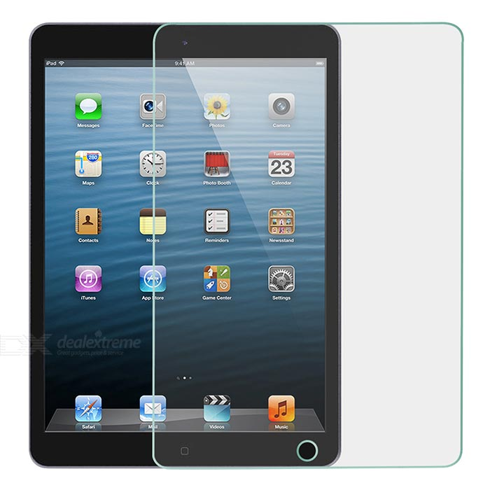 Tempered Glass Screen Guard for IPAD AIR / AIR 2 - Transparent