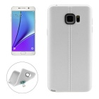 ENKAY Solid Color Protective TPU Back Case Cover for Samsung Galaxy Note 5 N9200 - White