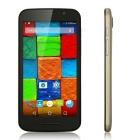 "G3 Android 4.4 MTK6572W 1.3GHz 5.0"" QHD Dual-Core 3G Smart Phone w/ 4GB ROM - Gold + Black (EU Plug)"