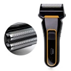 Men's Professional Dual Cutter Razor Blade Electric Shaver Hair Removal