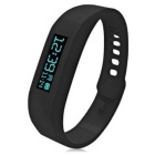 Bluetooth 2.1 Smart Sport Watch w/ Pedometer / Calorie Count / Android System - Black