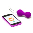 Magic Voice Control Motion Smart Ball - Purple