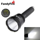 FandyFire Flashlight LED-XPH50 Long-range Outdoor Household Rechargeable Flashlight (12.6V)