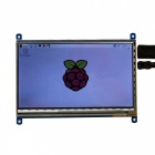 "7"" HDMI TFT Capacitive Touch Screen for Raspberry Pi 2 / Model B / B+ / B (1024 x 600)"