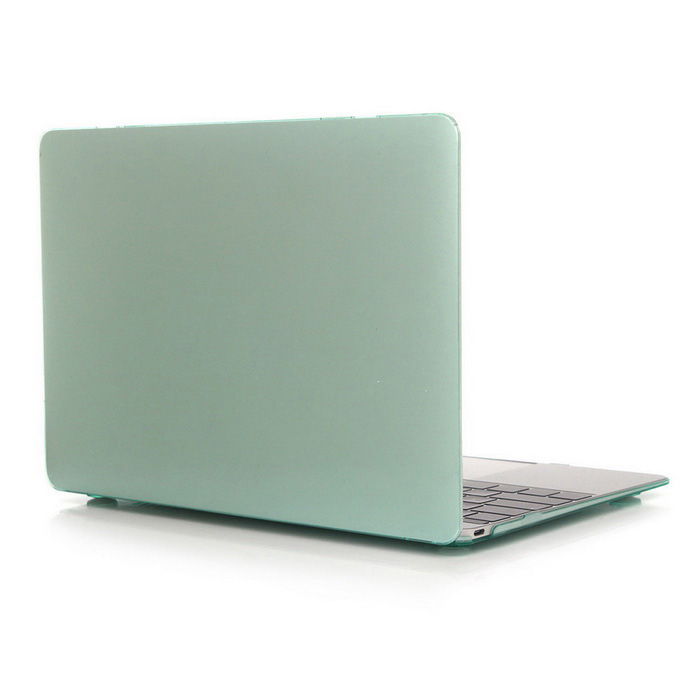 "ASLING funda protectora para PC para MACBOOK 12"" - transparente verde"