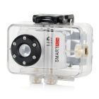 Smartron Super Mini 720P CMOS HD Waterproof Action Sport Digital Video Camera - White
