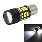 1156 5W 500lm 6000K 36-SMD + 1-LED White Car Steering / Brake Light