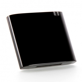 Bluetooth Music Receiver for Phone Pad 30P Dock Speaker Boombox -Black