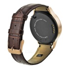 "NO.1 S3 Smart Watch Phone w/ 1.22"" IPS, Heart Rate Monitor - Golden"