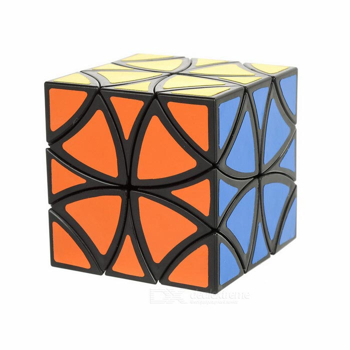 Irregular Shaped 12 Roller Magic IQ Cube