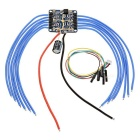4-in-1 Simonk 10A 20A Electronic Speed Controller ESC w/ BEC for QAV250 Quadcopter - Blue + Black