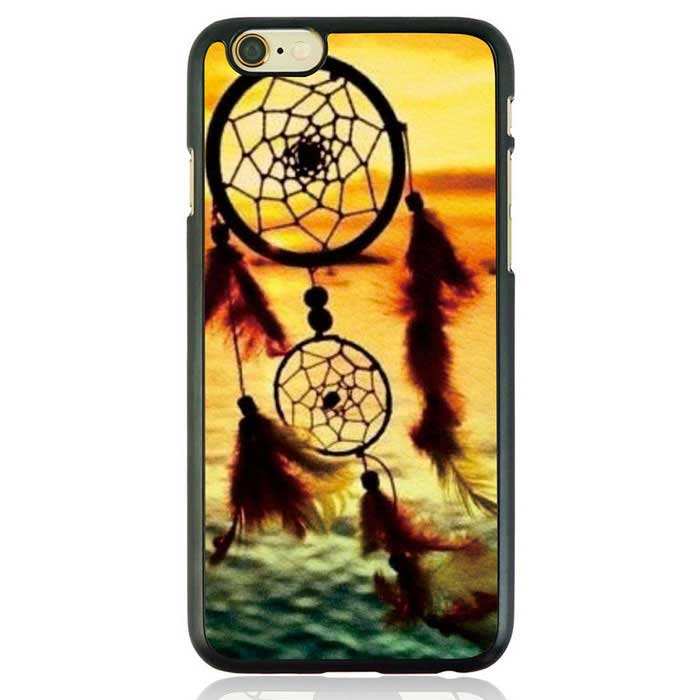 Dreamcatcher padrão TPU para trás caso para IPHONE 6 / 6S plus - multicolor