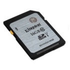 Kingston Digital SDHC Class 10 UHS-I 45R/10W Flash Memory Card (SD10VG2/16GB)