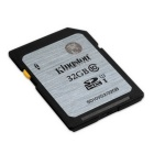 Kingston Digital 32GB SDHC Class 10 UHS-I 45R/10W Flash Memory Card (SD10VG2/32GB)