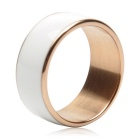 TIMER TiMER2 Wearable Waterproof NFC Smart Ring - White (8#)