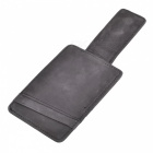 Men's Multifunctional Genuine Leather Card & Cash Clip Wallet - Coffee