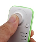 BT Remote Controller for Phone, TV Box, PC, Gamepad, Mouse - Green