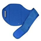 Sport Armband for Iphone 4 - Blue + Black