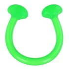 Elastic Silicone Yoga Assistant Puller - Green