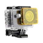 Diving Housing Lens Filter for SJCam SJ5000 / SJ5000+ Wi-Fi - Yellow