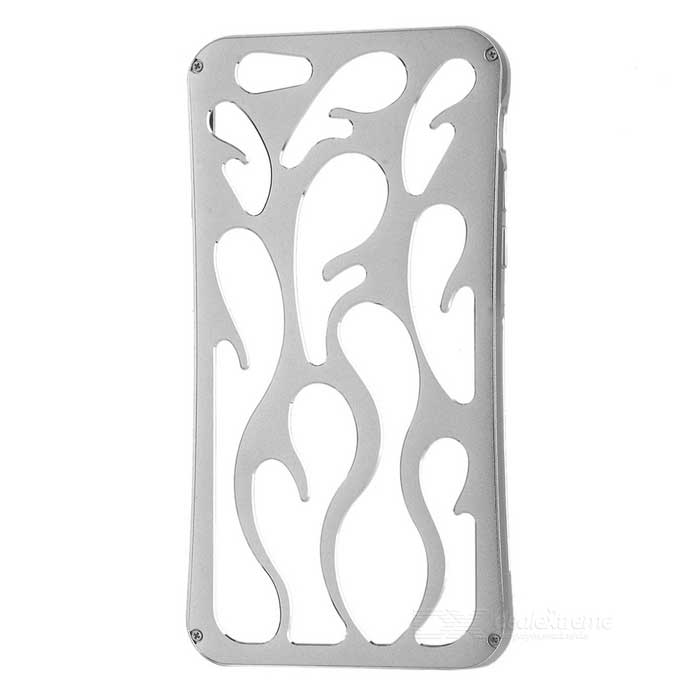 Sport Full Body Case w/ Screen Protector for IPHONE 6 - Silver