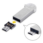 CY GT-186 Mini DM Micro USB 5pin OTG Adapter for Samsung + More -Black