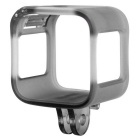 PANNOVO A-Type Protective Camera ABS Case for GoPro Hero 4 Session - Grey