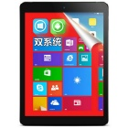 "Cube i6 Air 3G Android 4.4 + Windows 8.1 Tablet PC w/ 9.7"" Retina, 32GB ROM - Blue (US Plug)"