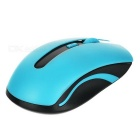 24GHz Wireless Mouse w/ USB 2.0 Receiver - Blue + Black (1*AAA)