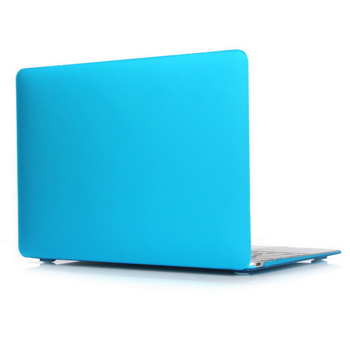 "ASLING ASL-308 Matte Hard Protective Case for MACBOOK 12"" - Water Blue"
