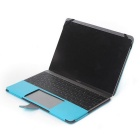 "ASLING ASL-903 Protective PU Leather Case for MACBOOK 12"" - Blue"