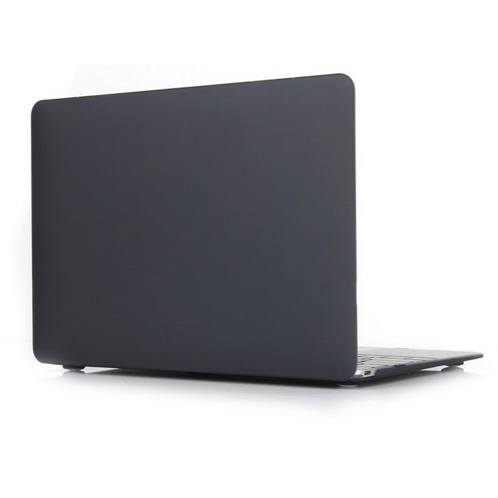"ASLING ASL-308 Matte Hard Protective Case for MACBOOK 12"" - Black"