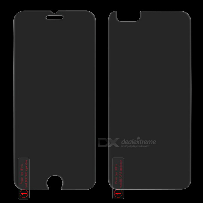 ENKAY front + back film de cristal para IPHONE 6PLUS / 6S PLUS - transparente