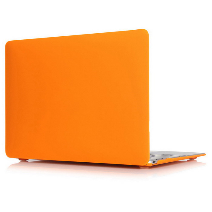 "ASLING ASL-308 Matte Hard Protective Case for MACBOOK 12"" - Orange"