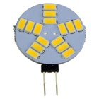 G4 3W LED Light Bulb Module Warm White 280lm 3000K 15-5730 SMD (12V)