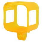 PANNOVO A Type Protective Camera ABS Case for GoPro Hero 4 Session -Yellow