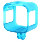 PANNOVO A Type Protective Camera ABS Case for GoPro Hero 4 Session - Blue