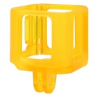 PANNOVO B Type Protective Camera ABS Case for Gopro Hero 4 Session - Yellow