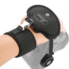 LYNCA EF2 Neoprene Camera Wrist Band for DSLR Cameras - Black