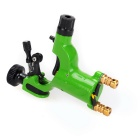 Dragonfly Style 5000~8000 RPM High Stability Tattoo Machine - Green