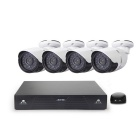 Cotier N4BM/Kit NVR System Mini 4-CH NVR 1MP P2P HD IP Camera