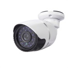 Cotier ONVIF Waterproof IP Camera and 8-CH Mini HD NVR Kit - White