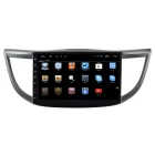 "LsqSTAR 10.2"" 1024 x 600 HD Android 4.2 Car DVD Player w/ GPS BT Wi-Fi AUX Mirrorlink for Honda CRV"