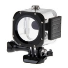 PANNOVO Professional Underwater Diving 60m Waterproof Housing Protective Case for GoPro 4 Session